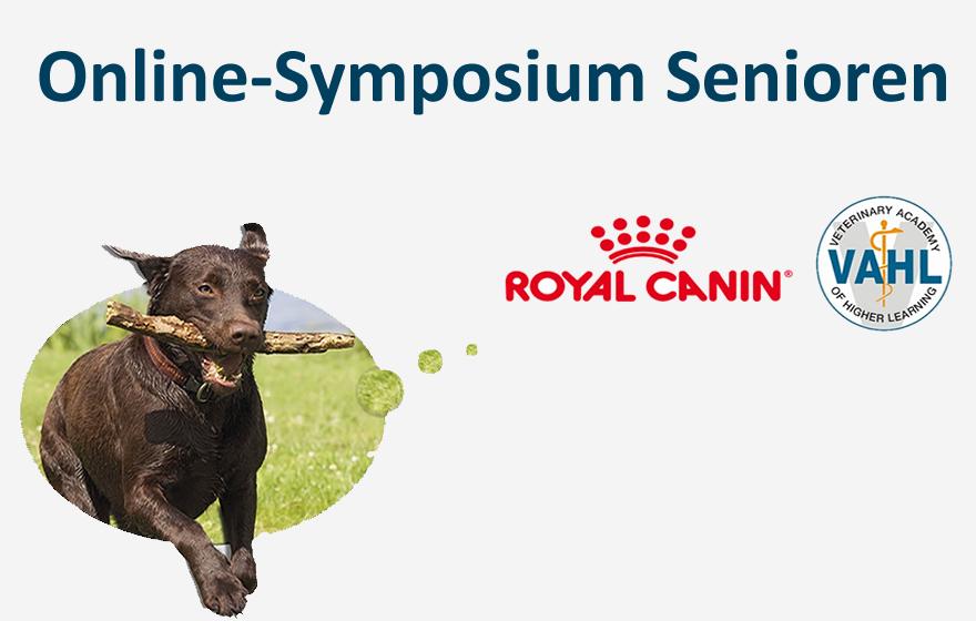 Course Image Online Symposium der VAHL und Royal Canin® - Senioren